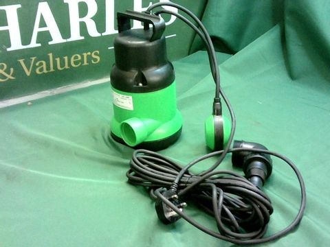 Lot 1001 STREAM SPA400 SUBMERSIBLE PUMP