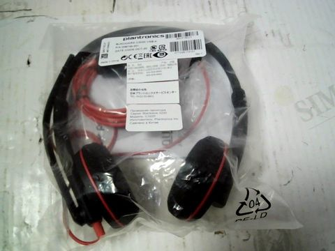Lot 77 PLANTRONICS BLACKWIRE C3220 USB-A HEADSET