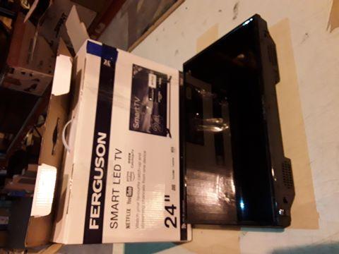 """Lot 2066 FERGUSON SMART LED TV 24"""""""