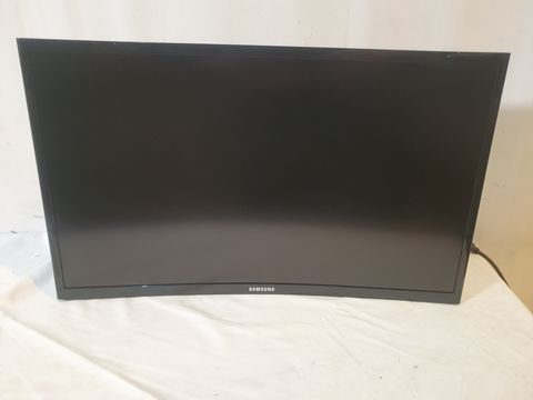 Lot 83 SAMSUNG C24F390 24-INCH CURVED LED MONITOR