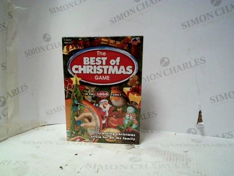 Lot 124 THE BEST OF CHRISTMAS GAME