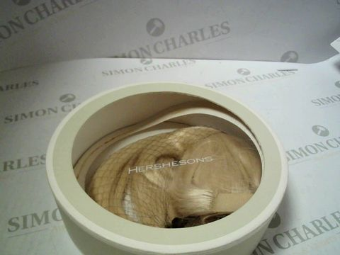 Lot 590 HERSHESONS INVISIBLE STRAIGHT PONYTAIL  RRP £120.00