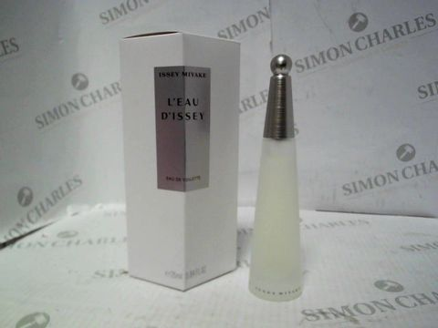 Lot 7223 ISSEY MIYAKE L'EAU D'ISSEY EDT 25ML