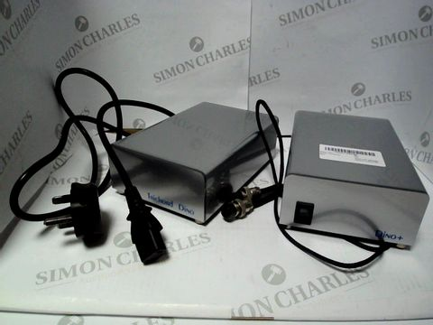 Lot 1606 DINO+ TRICHORD EXTERNAL DC POWER SUPPLY & PHONO AMPLIFIER