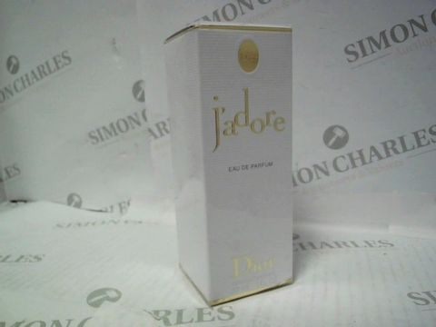 Lot 3075 BRAND NEW AND SEALED DIOR J'ADORE EDP 30ML