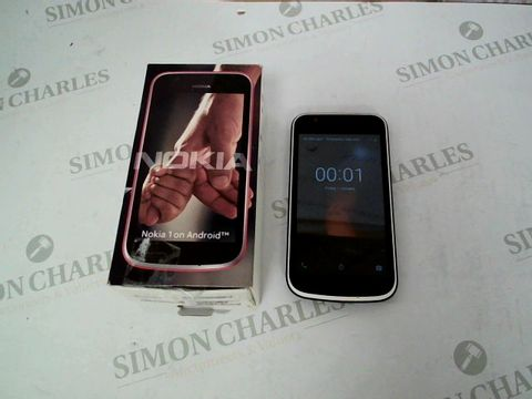 Lot 12695 BOXED NOKIA 1 MOBILE PHONE