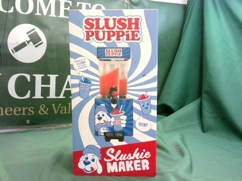 Lot 1004 SLUSH PUPPIE SLUSHIE MAKER