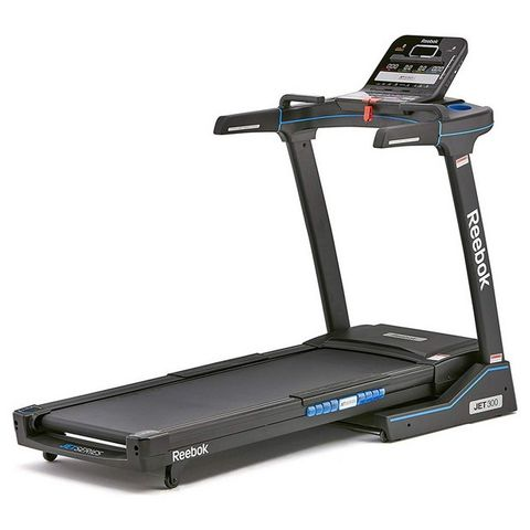 Lot 10039 BOXED REEBOK JET 300 SERIES TREADMILL