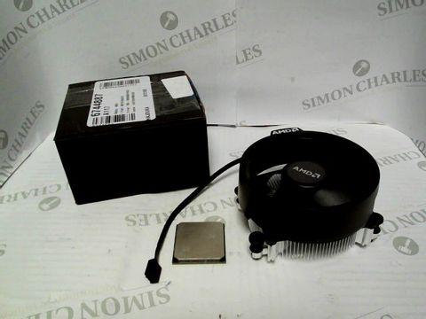 Lot 7526 AMD RYZEN 5 3600 PROCESSOR