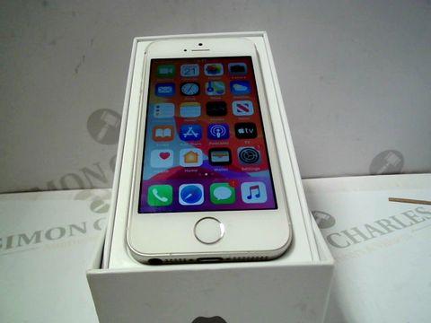 Lot 1033 APPLE IPHONE SE 32GB SMARTPHONE