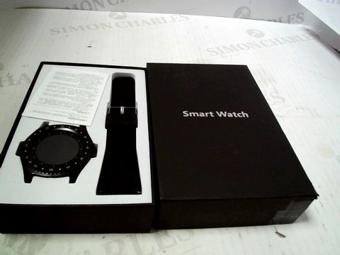 Lot 3178 BOXED UNBRANDED SMARTWATCH