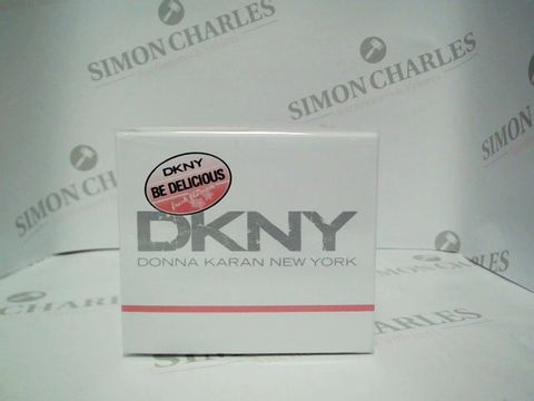 Lot 1237 DKNY BE DELICIOUS FRESH BLOSSOM EDP - 100ML - BRAND NEW SEALED