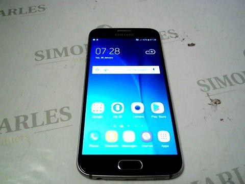 Lot 7304 SAMSUNG GALAXY S6 32GB ANDRIOID SMARTPHONE