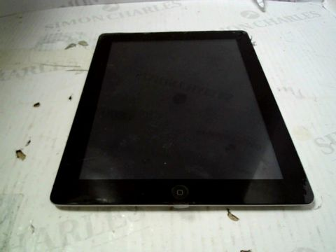 Lot 434 APPLE IPAD 16GB TABLET A1396