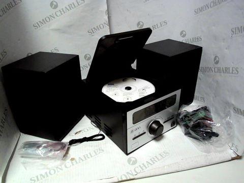 Lot 7722 ONN CD MICRO SYSTEM