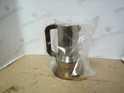 Lot 15127 ALESSI | 9090/M - DESIGN STOVETOP COFFEE MAKER