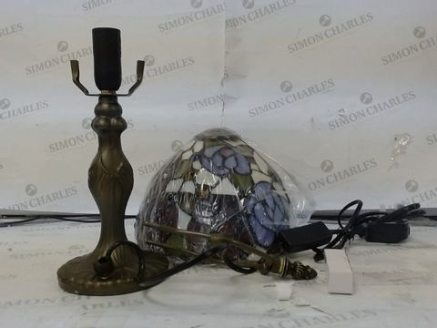 Lot 169 TABLE LAMP