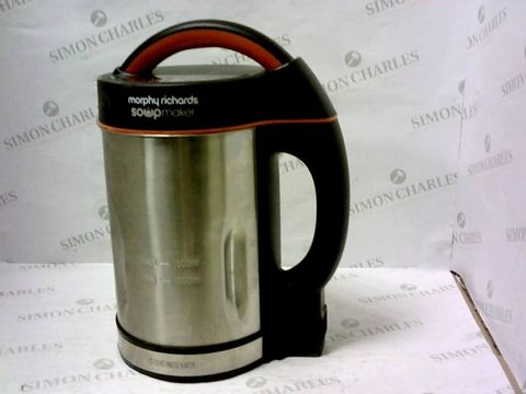 Lot 11255 MORPHY RICHARDS 1.6L SOUP MAKER