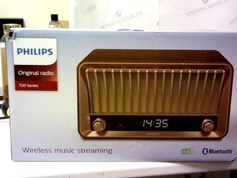 Lot 981 PHILIPS DAB+ BLUETOOTH RADIO