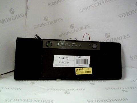 Lot 12395 POLAROID FLAT CD MICRO SYSTEM
