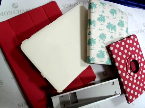 Lot 1201 JOBLOT OF ASSORTED PHONE/TABLET CASES APPROX. 15pc