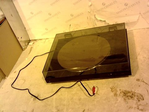 Lot 12632 SONY PS-LX310BT BLUETOOTH TURNTABLE