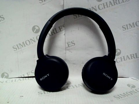 Lot 7093 SONY WH-CH510 WIRELESS HEADPHONES