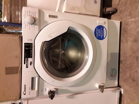 Lot 10064 CANDY CBWM 914D-80 WASHING MACHINE