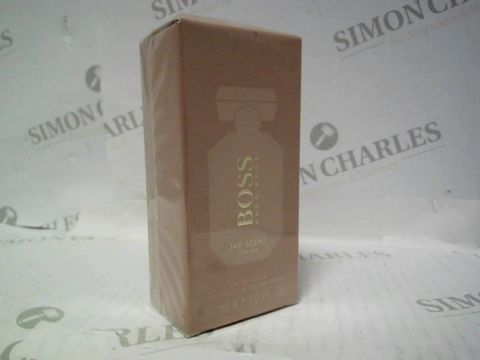 Lot 3022 BRAND NEW AND SEALED HUGO BOSS THE SCENT FOR HER EDP 30ML