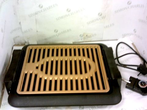 Lot 423 GOTHAM STEEL COPPER NON-STICK ELECTRIC INDOOR GRILL