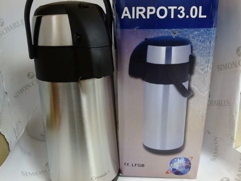 Lot 3608 AIRPOT 3.0L HOT/COLD FOOD STORER
