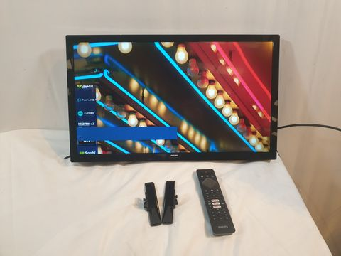 Lot 1030 PHILIPS 24PFS6805 24 INCH HD SMART TELEVISION