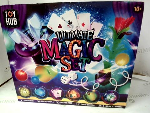 Lot 571 TOY HUB MAGIC SET AGE 10+