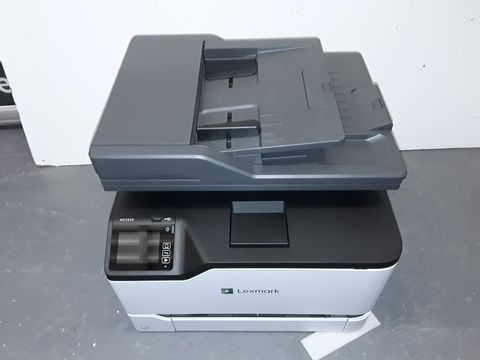 Lot 5005 LEXMARK MC3326 COLOUR MULTIFUNCTION PRINTER