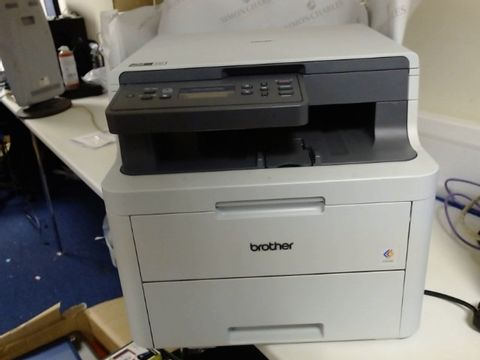 Lot 1098 BROTHER DCP-L3510CDW COLOUR LASER PRINTER