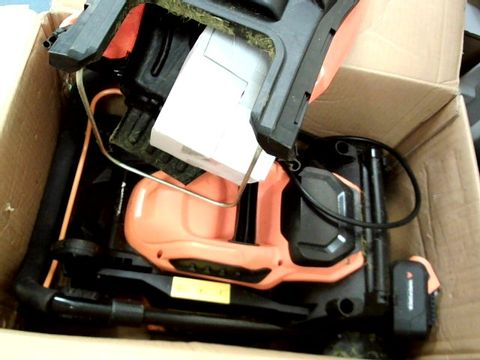 Lot 12514 YARD FORCE 40V 32CM CORDLESS LAWNMOWER