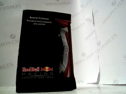 Lot 3312 REDBULL RACING BEARD TRIMMER