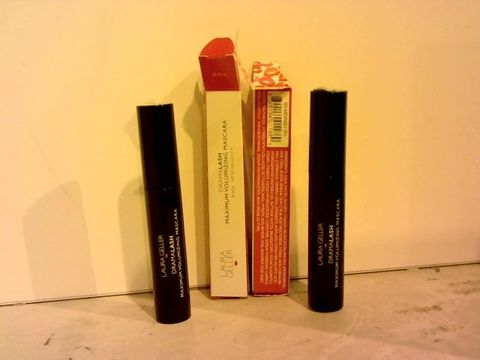 Lot 1510 LAURA GELLER DRAMALASH MAXIMUM VOLUMISING MASCARA DUO 13.5ML