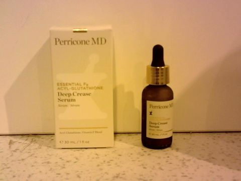 Lot 16422 PERRICONE ESSENTIAL FX CREASE SERUM 30ML