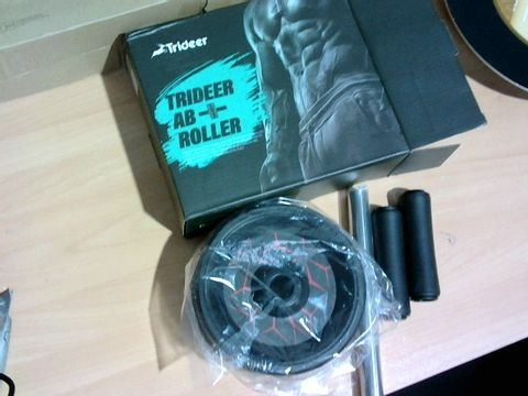 Lot 2202 EXCELLENT CONDITION TRIDEER AB ROLLER