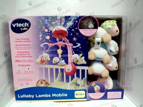 Lot 3377 VETCH BABY - LULLABY LAMBS MOBILE