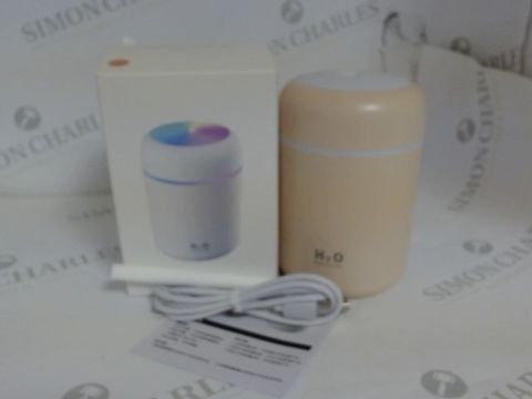 Lot 3550 H20 USB COLOURFUL HUMIDIFIER