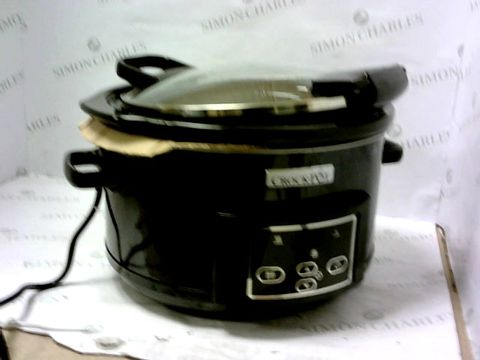 Lot 11254 CROCK POT SLOW COOKER