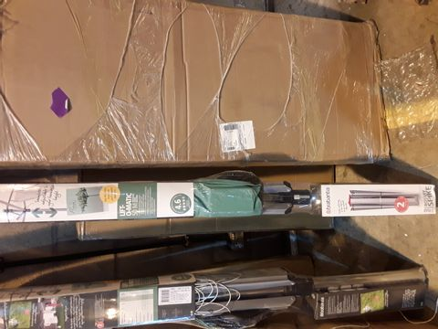 Lot 7094 BRABANTIA LIFT-O-MATIC 50M ROTARY CLOTHES DRYER WITH GROUND SPIKE -SEALED