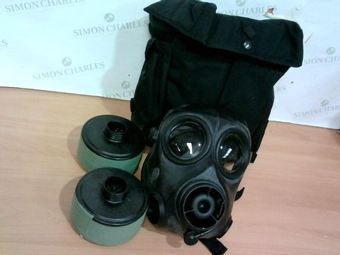 Lot 2346 AVON RESPIRATOR MASK WITH FILTERS AND CARRYING CASE