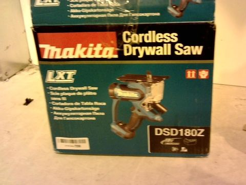 Lot 12188 MAKITA DSD180Z DRYWALL CUTTER