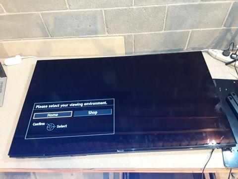 "Lot 109 55"" PANASONIC TX-55EZ952B 4K ULTRA HD HDR SMART OLED TV"