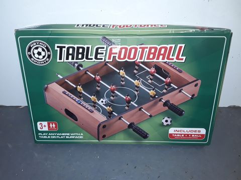 Lot 1185 RETRO TABLE FOOTBALL SET