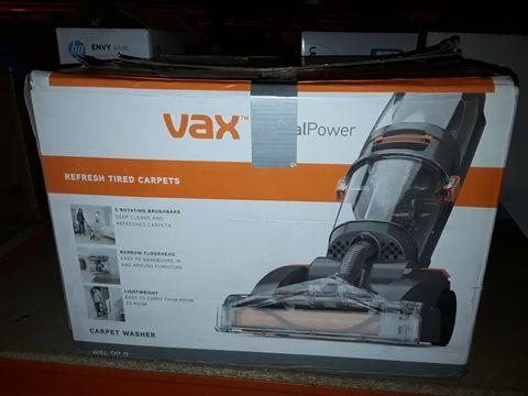 Lot 2427 VAX DUAL POWER CARPET CLEANER, 2.7 LITRE