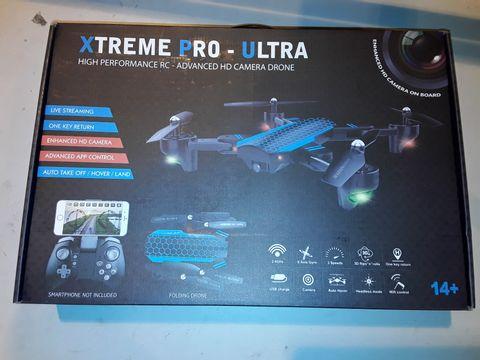 Lot 3070 XTREME PRO-ULTRA HIGH PERFORMANCE HD CAMERA DRONE